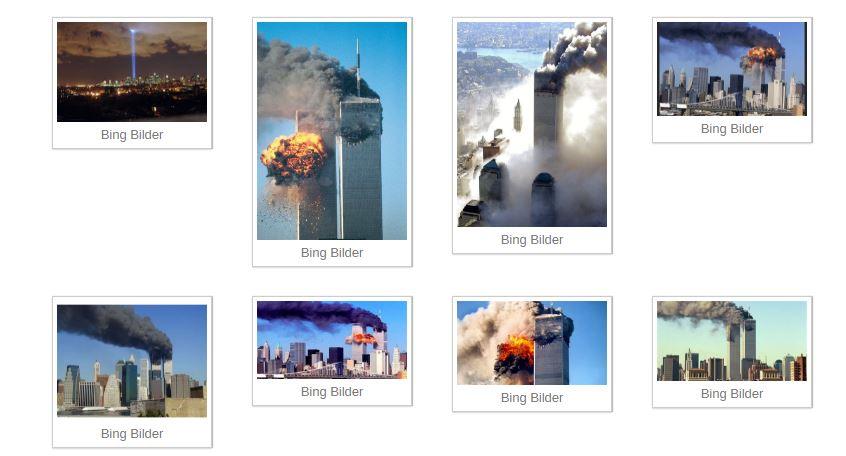 9-11 Suchfunktion Bilder