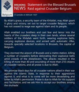 Bekenner Brüssel