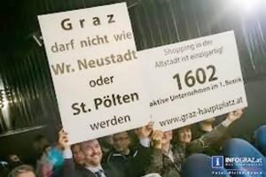Graz nicht wie WN 1