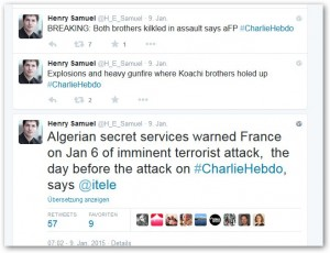 Henry Samuel auf Twitter