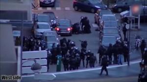 Hyper Cacher - Polizei danch