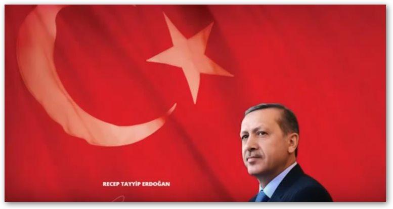 Kriegsfürst und Terrorpate Erdogan