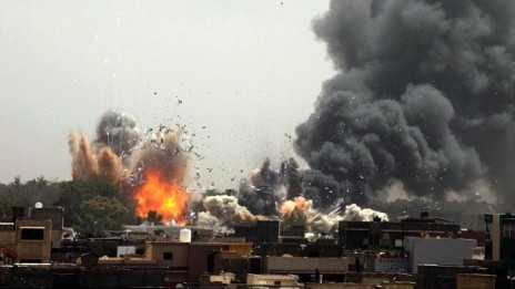 NATO-Bomben-Libyen-Tripolis-464x261