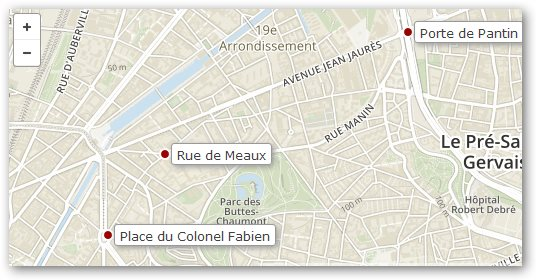 Paris januar 2015 teil 20 bollwerk - Fourriere porte de pantin ...