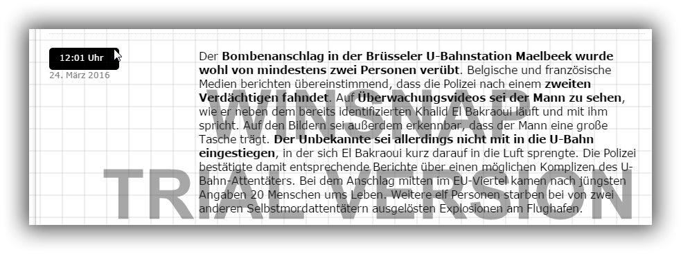 Spiegel onine 24.3.2016